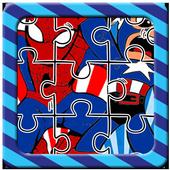 Puzzle for Spider Hero icon