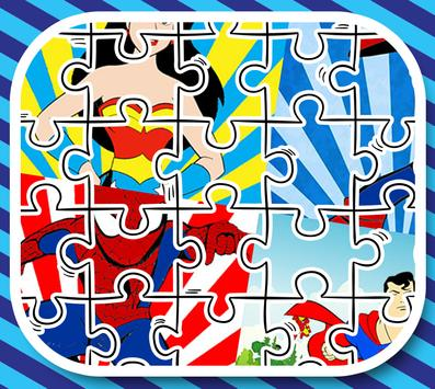 Puzzle for Spider Hero screenshot 1
