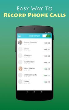 Phone Call Recorder On Phone ☎ screenshot 6