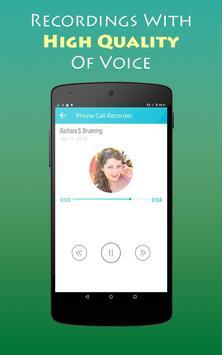 Phone Call Recorder On Phone ☎ screenshot 7