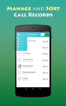 Phone Call Recorder On Phone ☎ screenshot 3