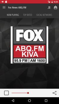 FOX ABQ.FM poster