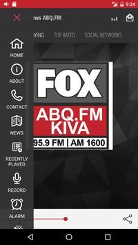 FOX ABQ.FM screenshot 1