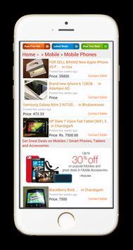 Classifieds Ad Posting App apk screenshot