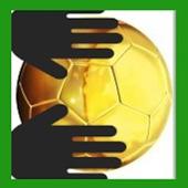Amazing soccer Goalkeeper icon