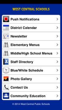 West Central School District screenshot 2