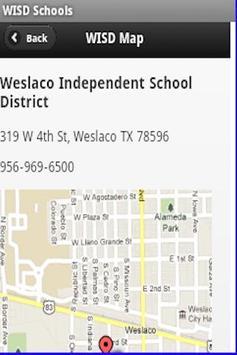 WISDApp screenshot 3