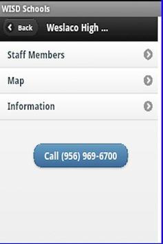 WISDApp screenshot 1