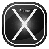 New OS Phone X Launcher icon