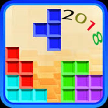 Block, Puzzle Classic, Casse-Brique poster