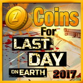 Coins and Points for Last Day on Earth Simulator 2 icon