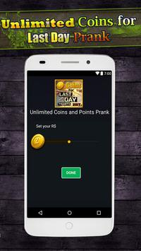 Coins and Points for Last Day on Earth Simulator 2 apk screenshot