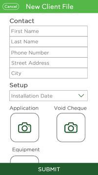 OGS Sales Portal screenshot 2