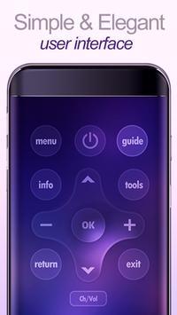 Advanced TV remote screenshot 2