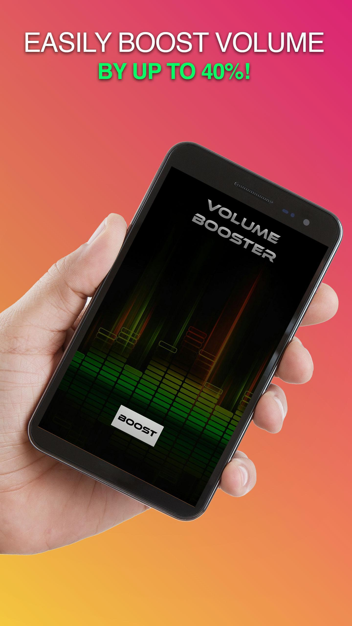 Sound Booster – Speaker Boost for Android - APK Download