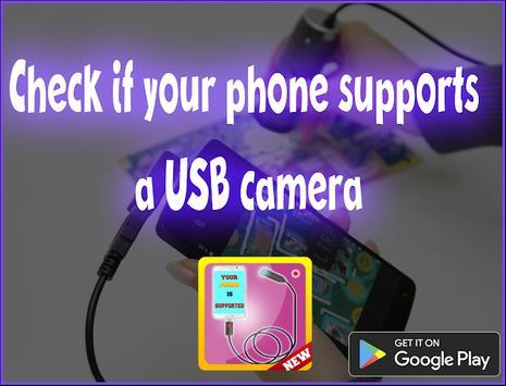 Usb camera mobile checker screenshot 1