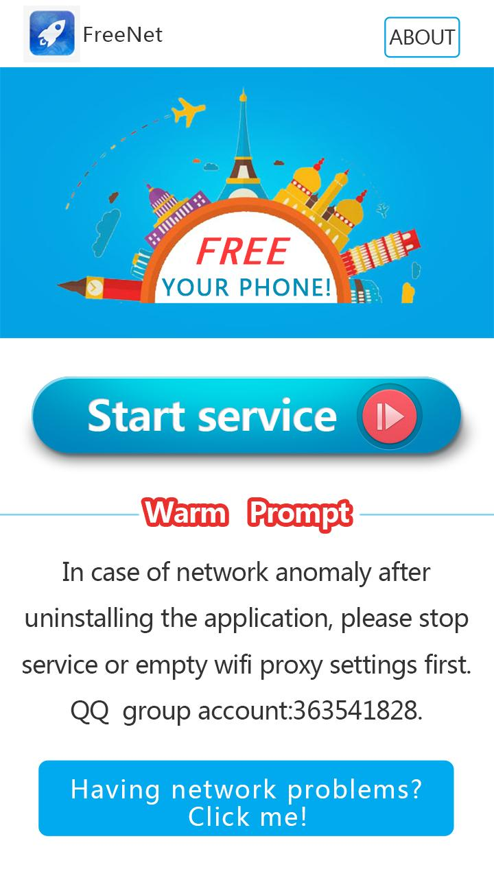 FreeNet for Android - APK Download