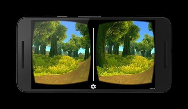 VR forest 360 screenshot 4