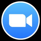 ZOOM Cloud Meetings-icoon