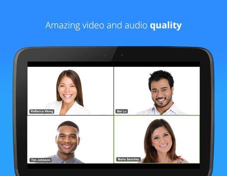 ZOOM Cloud Meetings APK-screenhot
