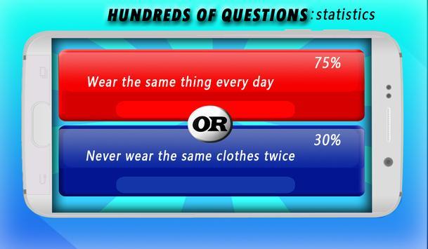 Would You Rather ? screenshot 3