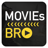 🎞️Movie Bro, HD Movies 2018 & Tv icon