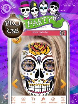Day of the Dead 2018 Photo Editor poster