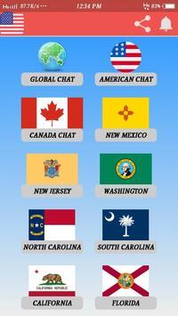 USA CHAT screenshot 2