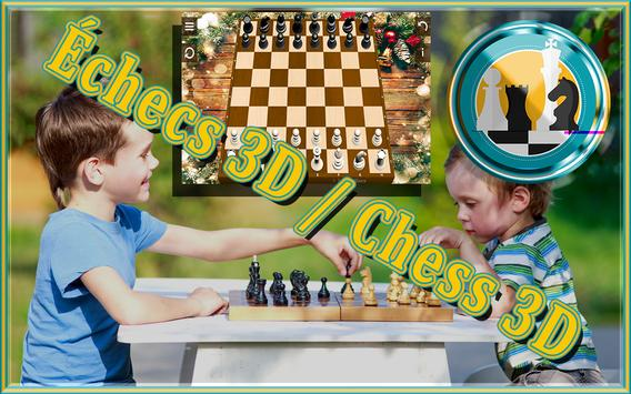Chess Master 3D / 2018 apk screenshot