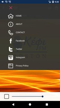 KefiFM apk screenshot
