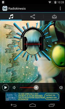 Radiokinesis poster