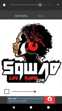 Sqwad Life Radio poster