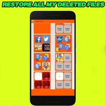 Recover All Deleted Files - Photos And Videos screenshot 3