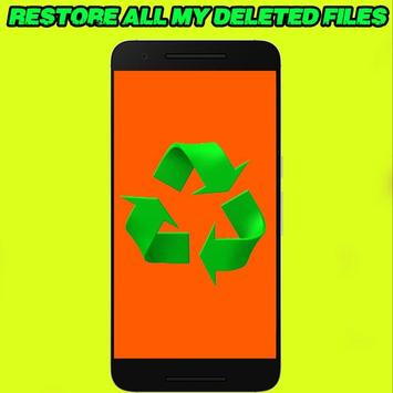 Recover All Deleted Files - Photos And Videos screenshot 1