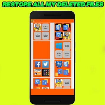Recover All Deleted Files - Photos And Videos screenshot 2