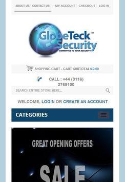 GlobeTeck poster