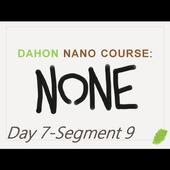 None: Day 7-Seg 9 icon