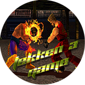 USE Game Tekken 3 icon