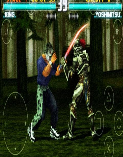 USE Game Tekken 3 for Android - APK Download