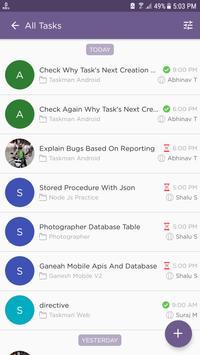 Taskman apk screenshot