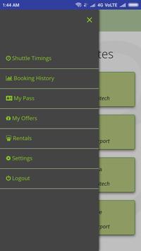 PistaPay - Kolkata's very own Shuttle Service screenshot 1