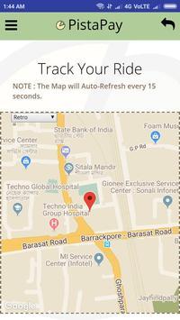 PistaPay - Kolkata's very own Shuttle Service screenshot 4