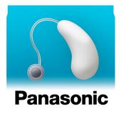 Panasonic補聴器スマートリモコン icon