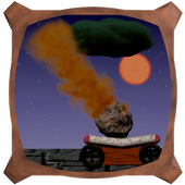 Asteroids Infall icon