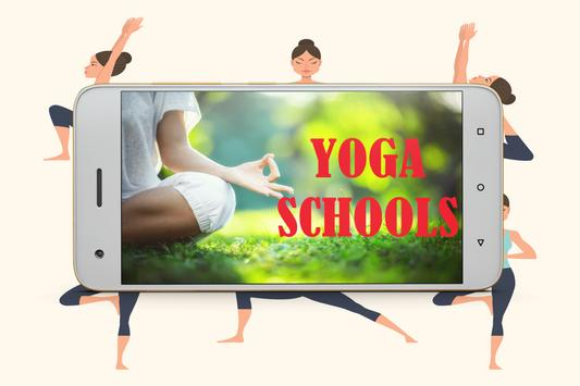Yoga Schools apk screenshot