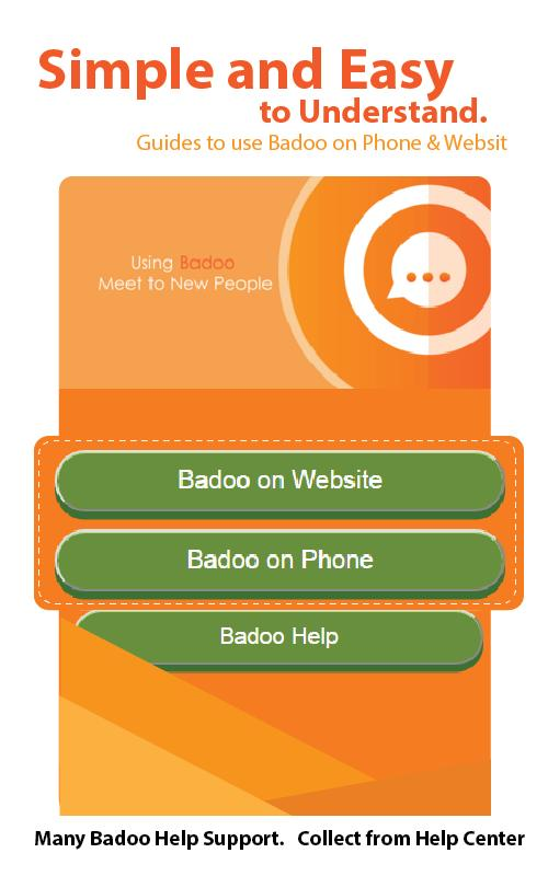 Using Guide Badoo Meet People poster