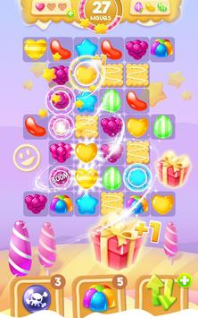 Candy Mania Match 3 - Sweet Crush apk screenshot