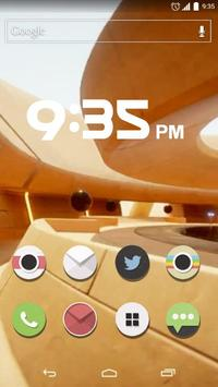 Futuristic Pyramid House Live screenshot 1