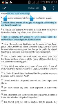 The Holy Bible - NIV screenshot 4