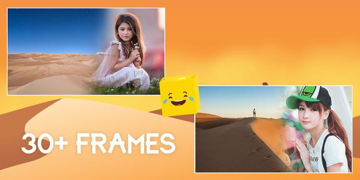 Desert Photo Frames screenshot 1